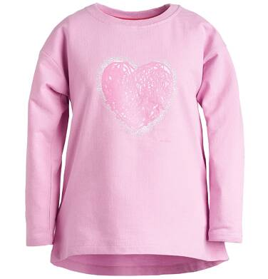 Endo - Bluza z wydłużonym tyłem dla dziewczynki 9-13 lat D81C523_1