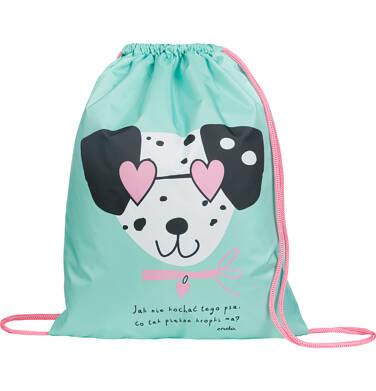 Endo - Worek - plecak, motyw z psem SD03G010_1 215