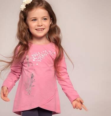 Tunika z długim rękawem dla dziewczynki 3-8 lat D82G032_1