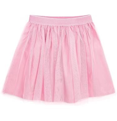 Tiulowa spódnica dla dziewczynki 9-13 lat D81J523_1