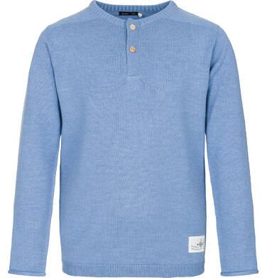 Sweter z zapięciem pod szyją dla chłopca 9-13 lat C91B507_1