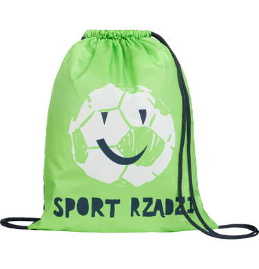 Endo - Worek - plecak, motyw z piłką SD03G001_1 277