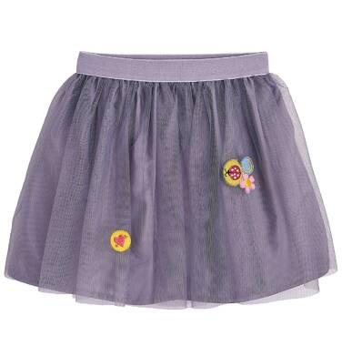 Tiulowa spódnica dla dziewczynki 9-13 lat D81J525_1