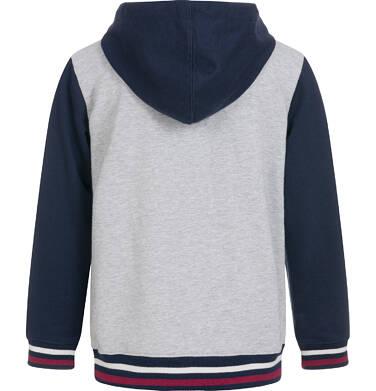 Endo - Rozpinana bluza z kapturem dla chłopca, dwukolorowa, 9-13 lat C92C527_1