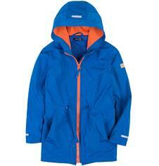 Dłuższa kurtka typu anorak dla chłopca 4-8 lat C71A010_2