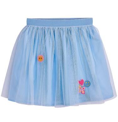 Tiulowa spódnica dla dziewczynki 9-13 lat D81J525_2