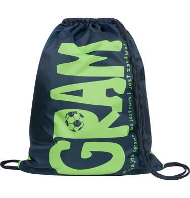 Endo - Worek - plecak, piłkarski motyw SD03G003_1 257