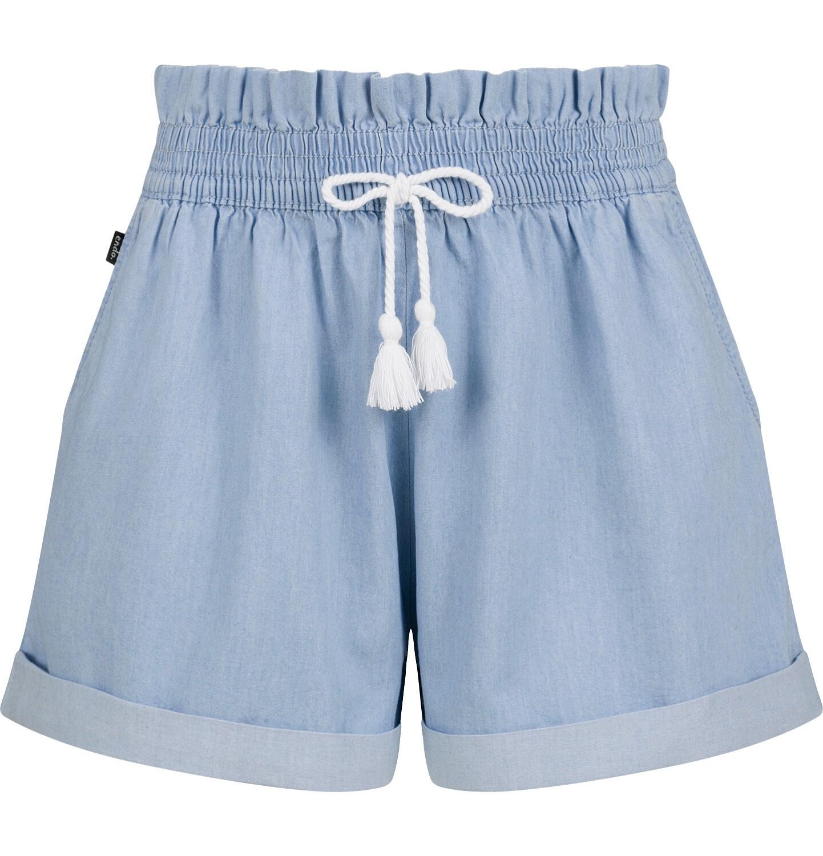 Endo - Krótkie spodenki jeansowe dla dziewczynki, 9-13 lat D03K531_1