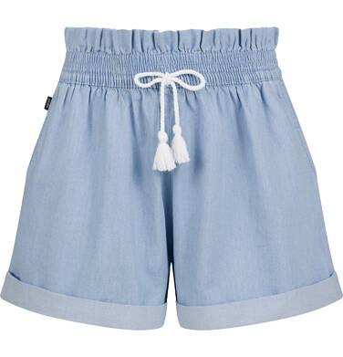 Endo - Krótkie spodenki jeansowe dla dziewczynki, 9-13 lat D03K531_1 199