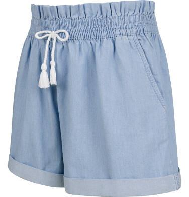 Endo - Krótkie spodenki jeansowe dla dziewczynki, 9-13 lat D03K531_1,2