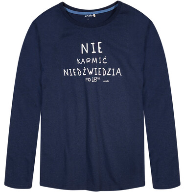 Endo - T-shirt męski Q52G019_1