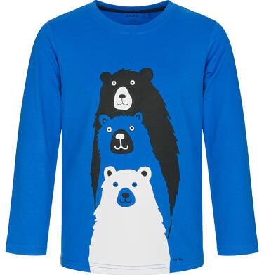 Endo - T-shirt z długim rękawem dla chłopca 3-8 lat C92G039_1