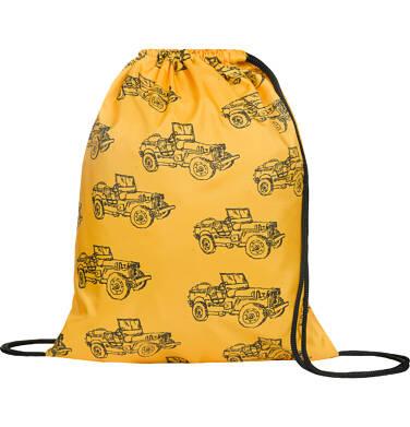 Endo - Plecak - worek, zółty, z lwem SD03G004_1 11