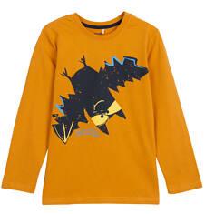 Endo - T-shirt z długim rękawem dla chłopca 3-8 lat C62G086_1