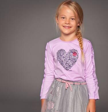 Endo - T-shirt z długim rękawem dla dziewczynki 3-8 lat D82G111_2