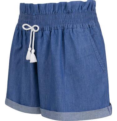 Endo - Krótkie spodenki jeansowe dla dziewczynki, 9-13 lat D03K531_2 6