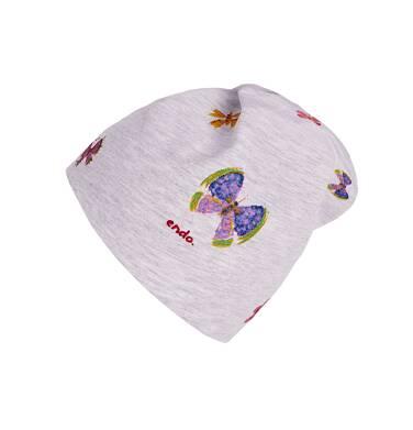 Endo - Czapka z dzianiny dla dziewczynki 3-13 lat D81R003_1