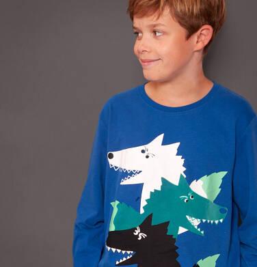 Endo - T-shirt z długim rękawem dla chłopca 3-8 lat C92G042_1