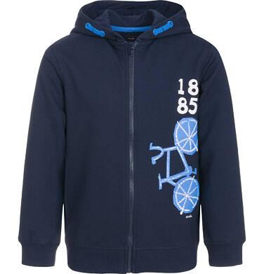 Endo - Rozpinana bluza z kapturem dla chłopca 9-13 lat C92C518_1