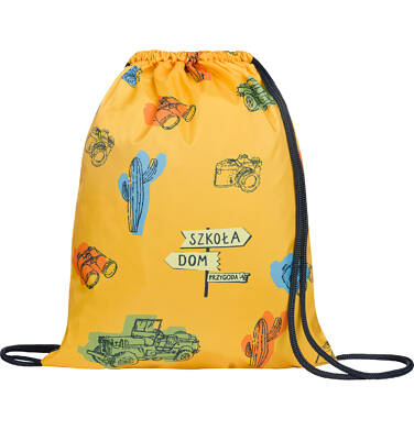 Endo - Plecak - worek, z kangurem SD03G006_1 22