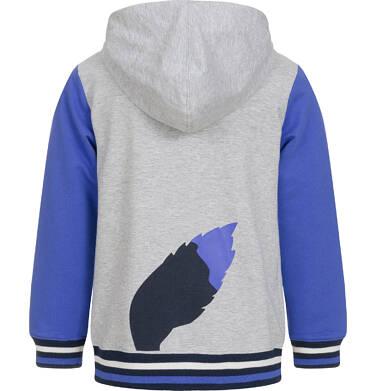 Endo - Rozpinana bluza z kapturem dla chłopca 9-13 lat C92C515_1