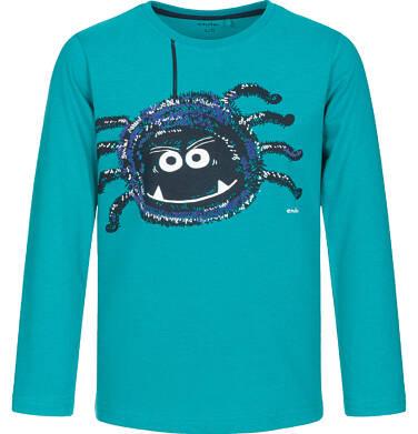 Endo - T-shirt z długim rękawem dla chłopca 9-13 lat C92G538_2