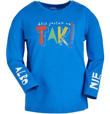 Endo - T-shirt z długim rękawem dla chłopca 3-8 lat C81G004_2