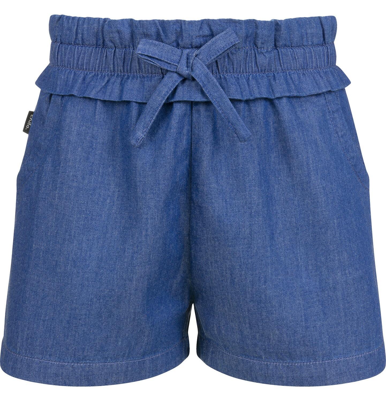 Endo - Krótkie spodenki jeansowe dla dziewczynki, 9-13 lat D03K533_1