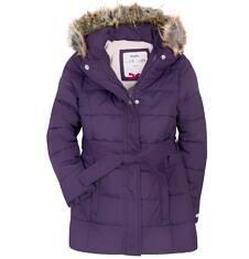 Endo - Długa kurtka dla dziewczynki 3-8 lat D72A006_1