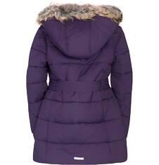 Długa kurtka dla dziewczynki 3-8 lat D72A006_1