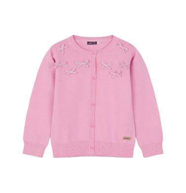 Sweter rozpinany dla dziecka 0-3 lata N91B009_1