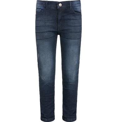 Spodnie jeansowe dla chłopca 9-13 lat C92K504_1