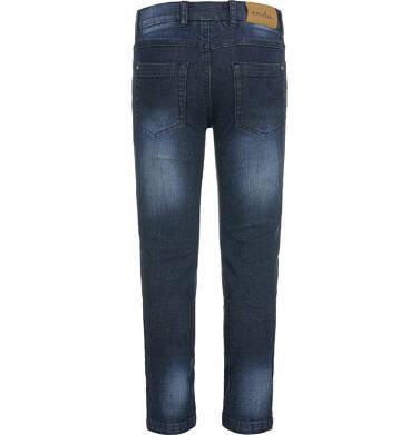 Endo - Spodnie jeansowe dla chłopca 9-13 lat C92K504_1