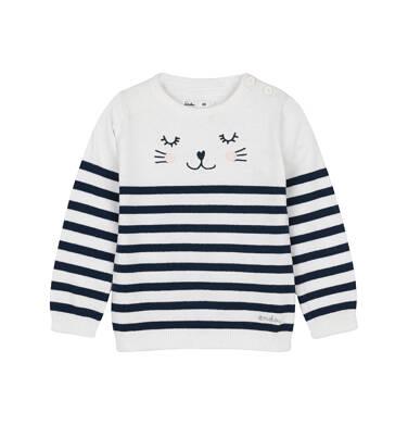 Sweter dla dziecka 0-3 lata N91B012_1