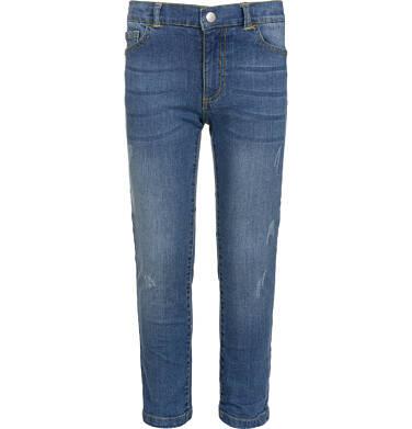 Endo - Spodnie jeansowe dla chłopca 9-13 lat C92K504_2