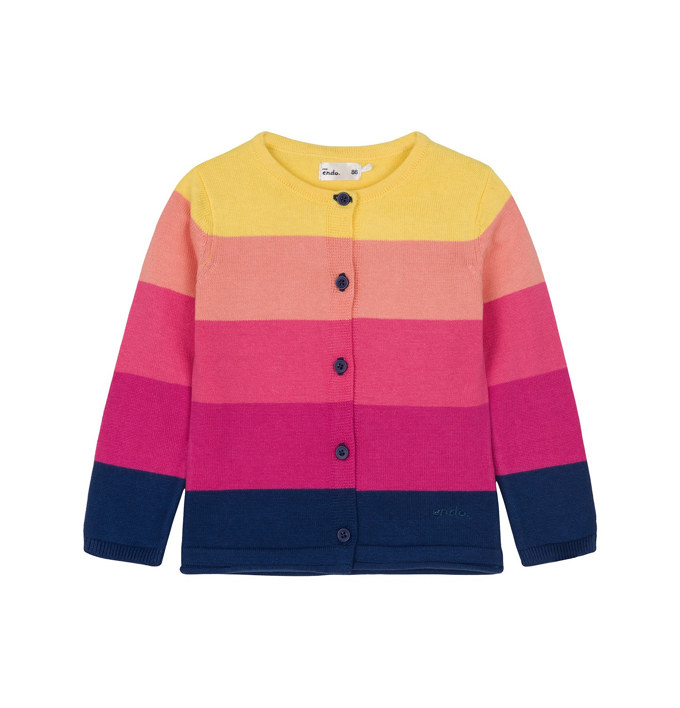 Endo - Sweter rozpinany dla dziecka 0-3 lata N91B016_1