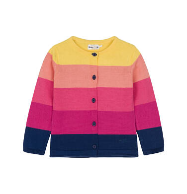 Sweter rozpinany dla dziecka 0-3 lata N91B016_1