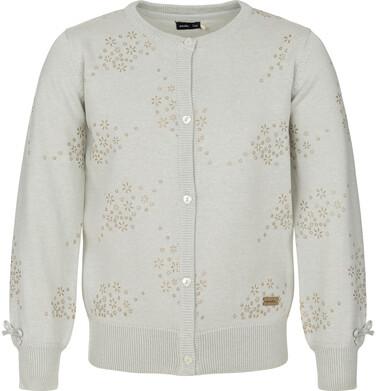 Endo - Sweter rozpinany dla dziewczynki 3-8 lat D91B003_1