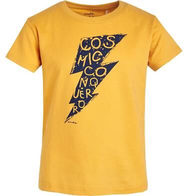 Endo - T-shirt dla chłopca 3-8 lat C81G044_2