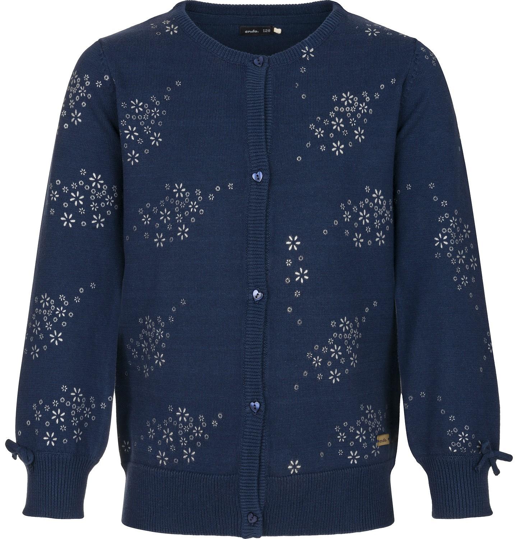 Endo - Sweter rozpinany dla dziewczynki 3-8 lat D91B003_2