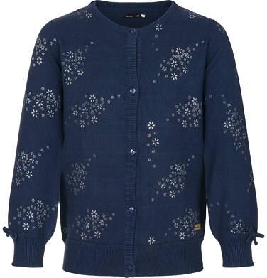 Sweter rozpinany dla dziewczynki 3-8 lat D91B003_2