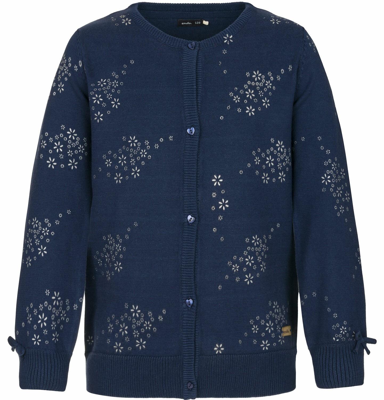 Endo - Sweter rozpinany dla dziewczynki 9-13 lat D91B503_2