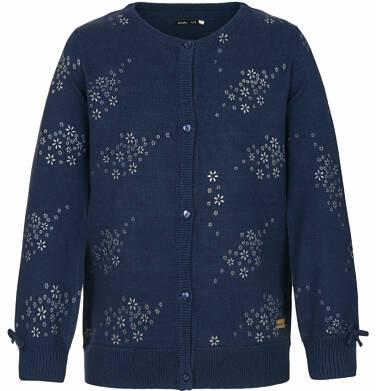 Sweter rozpinany dla dziewczynki 9-13 lat D91B503_2
