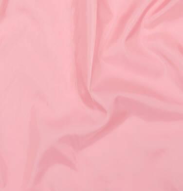 Endo - Flauszowy płaszcz przejściowy dla dziewczynki, z kołnierzykiem, różowy, 2-8 lat D03A006_1,9