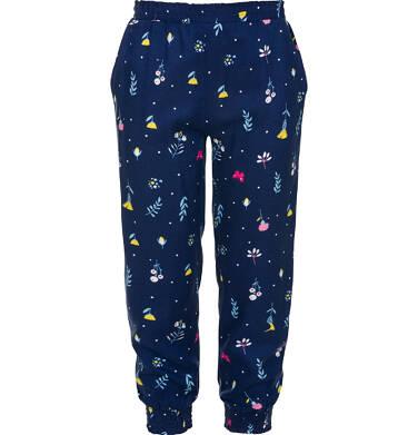 Endo - Długie spodnie dla dziewczynki 3-8 lat D91K060_1