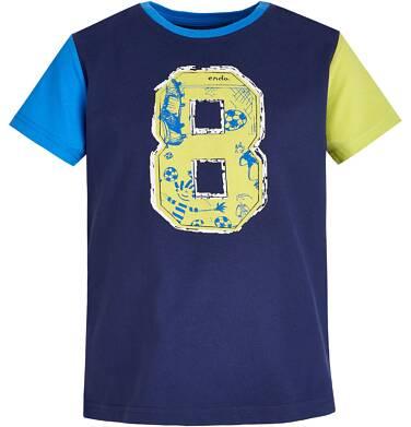 Endo - T-shirt dla chłopca 3-8 lat C81G063_1
