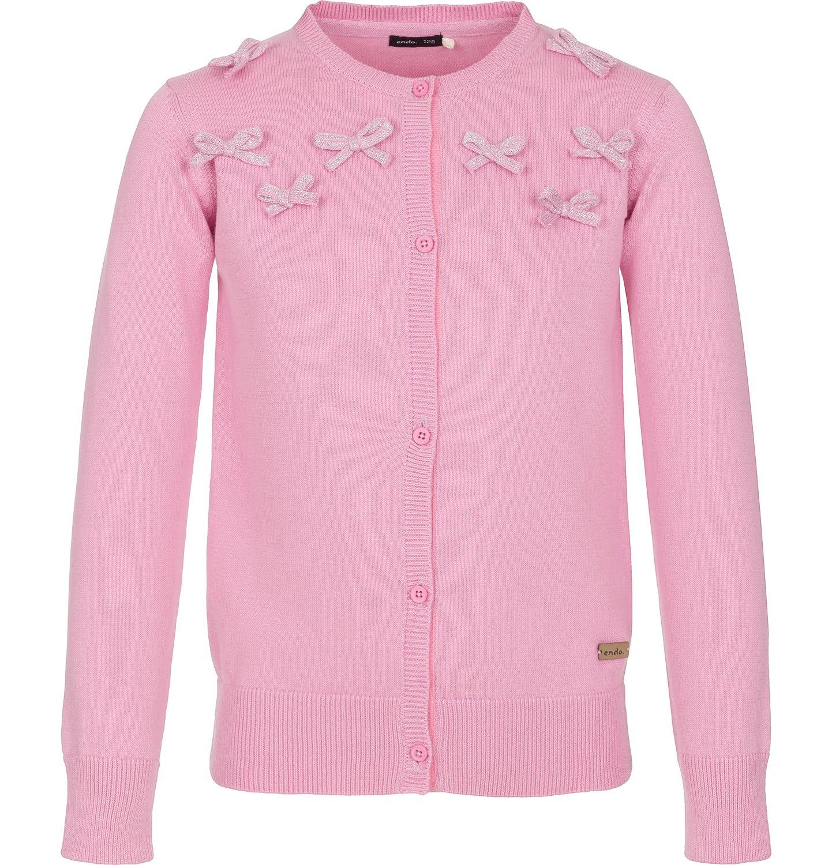 Endo - Sweter rozpinany dla dziewczynki 9-13 lat D91B504_1