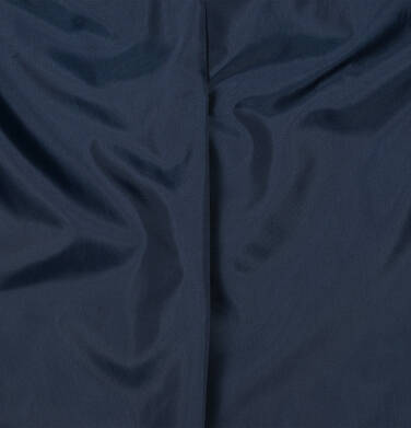 Endo - Flauszowy płaszcz przejściowy dla dziewczynki, z kołnierzykiem, granatowy, 2-8 lat D03A007_2,8