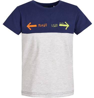 Endo - T-shirt dla chłopca 3-8 lat C81G066_1