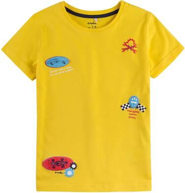 Endo - T-shirt z krótkim rękawem dla chłopca 9-13 lat C71G555_1